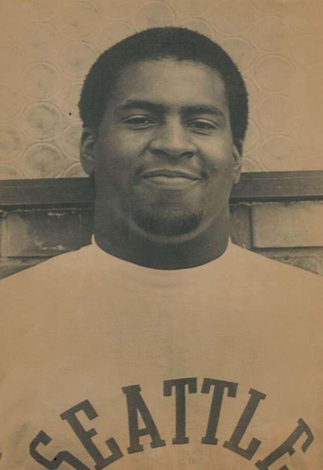 1980: Andre Hines44th-overall pick | Position: Offensive tackle | College: Stanford  Hines was rated high enough in the draft to be taken in the second round, but he ended up appearing in just nine games as a backup. Hines' one year with the Seahawks was his only in the NFL, making him one of the biggest draft busts in Seattle history. In 2006, he even told the Seattle P-I that he didn't really like football. Photo: Seattle P-I Archives