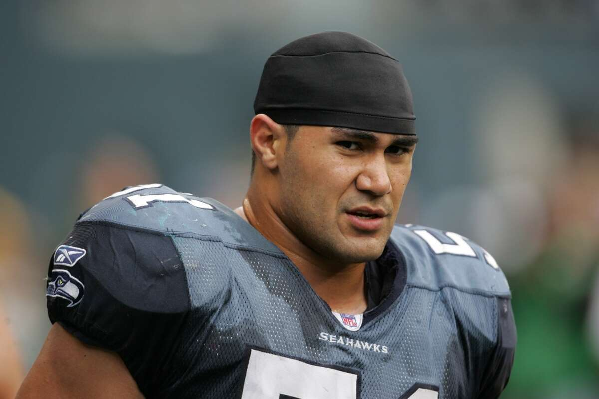 Tatupu played for the Seahawks from 2005 to 2010.
