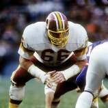 Washington Redskins: T-G Joe Jacoby, Louisville. The 4-time Pro Bowler and 2-time All-Pro was a staple of the Hogs from 1981-93, edges out Antonio Pierce and London Fletcher, who was named to the Pro Bowl at ages 34, 35 and 36.   PHOTO: Jacoby (66) gets ready for the play against the New York Giants during an NFL game circa 1984 at RFK Stadium in Washington, D.C.