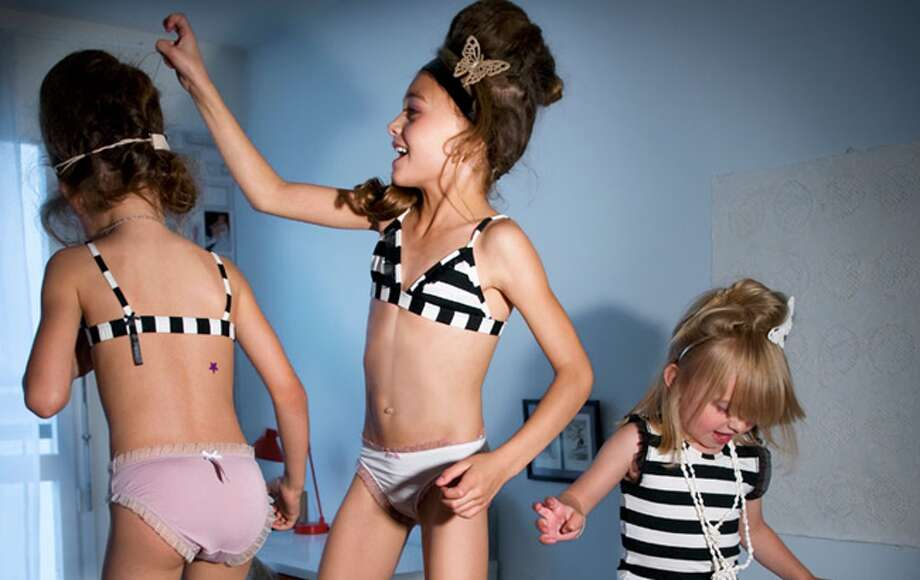 In 2011 French brand Jours Après Lunes came under fire for its promiscuous online images selling lingerie for girls.
