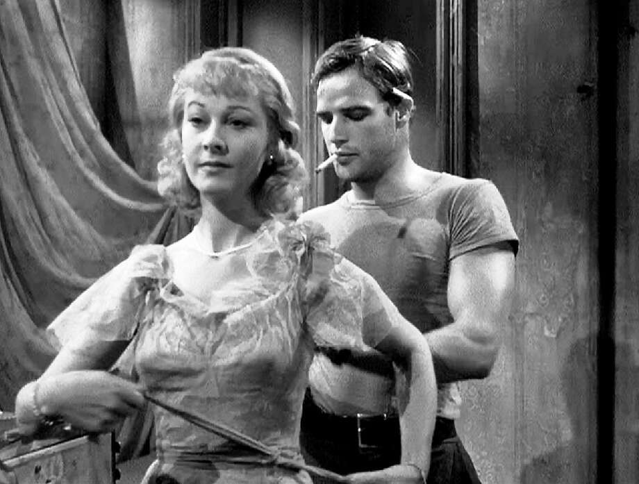 "Vivien Leigh, unforgettable in ""A Streetcar Named Desire.\"" Photo: Warner Bros. 1951"