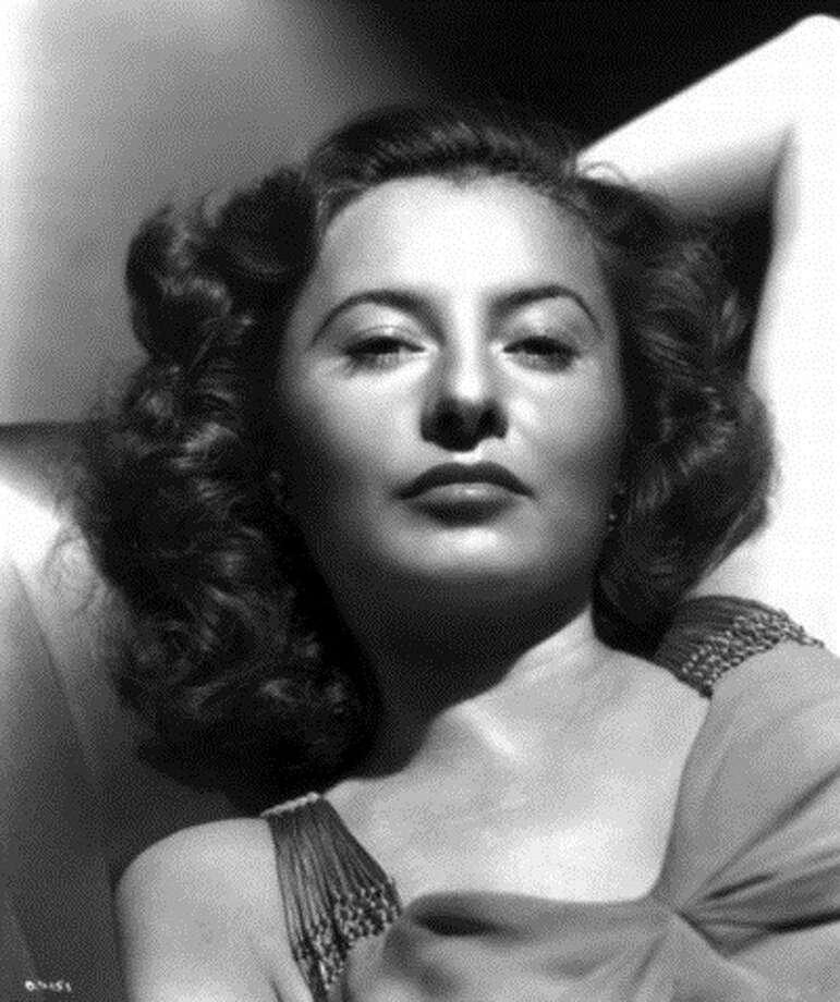 Barbara Stanwyck -- nobody did hardboiled like Stanwyck. Photo: Picasa 2.7