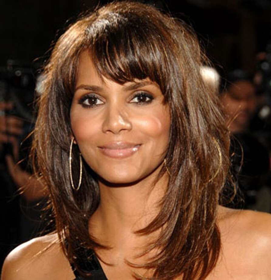 Halle Berry, strong actress who doesn\'t get many opportunities to show it. Photo: BS