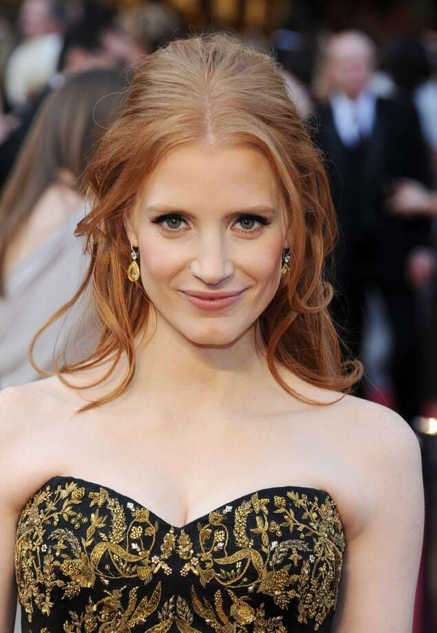 Jessica Chastain, in two years, she has become reason enough to see a movie.