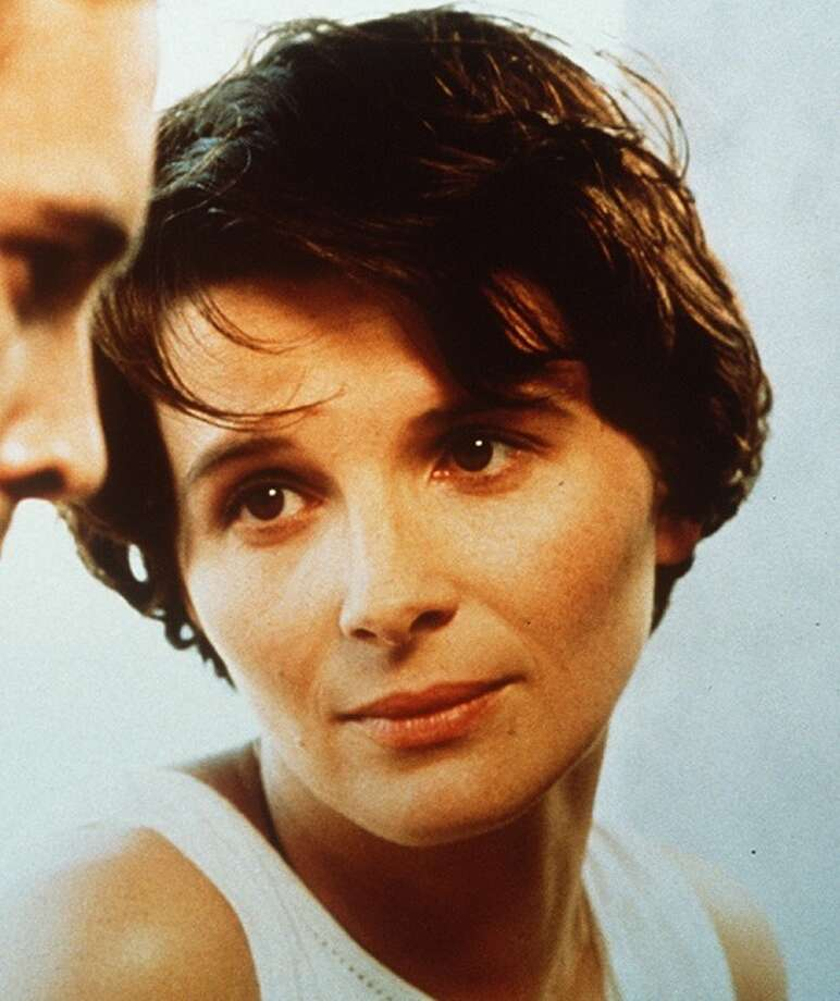 Juliette Binoche, international star.