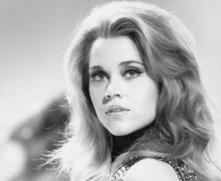 Jane Fonda, who made classics in the 1960s and 1970s.