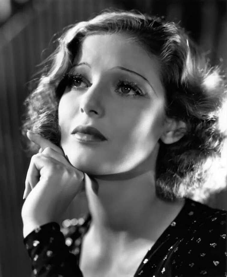 Loretta Young, movie star of the 1930s.