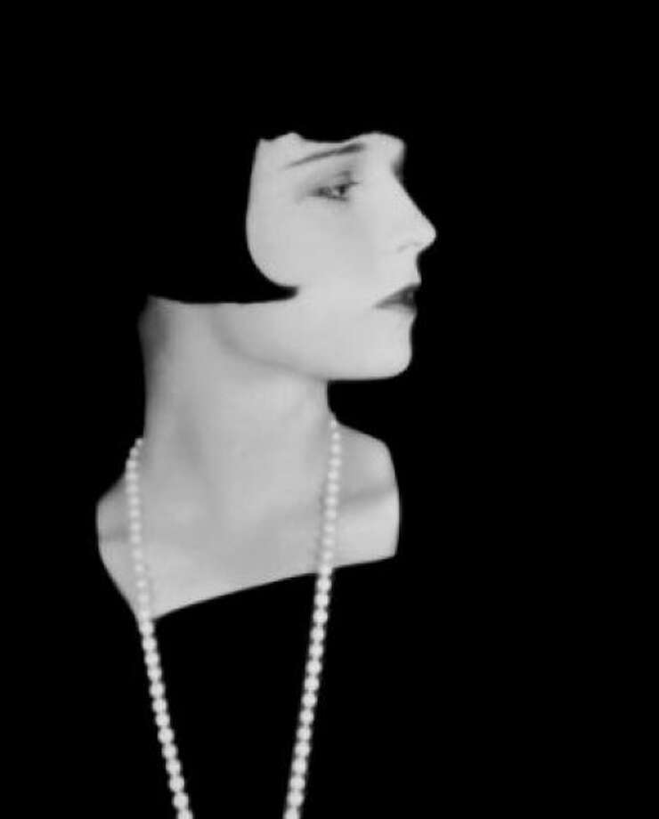 Louise Brooks, rediscovered actress of the 1920s.