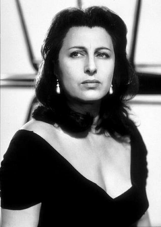 Anna Magnani, the face of Italian neorealism.