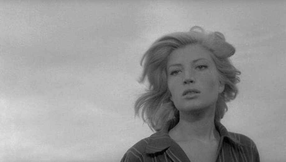 Monica Vitti, the ultimate symbol of 1960s alienation.