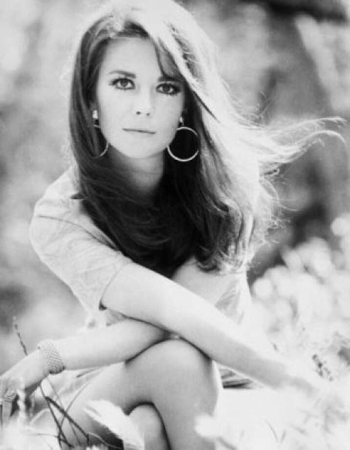 Natalie Wood, actress of the 1950s, 60s and 70s.