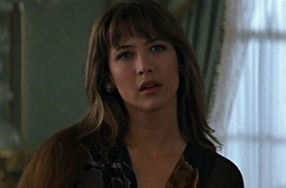 Sophie Marceau -- French actress who has dabbled successfully in Hollywood.