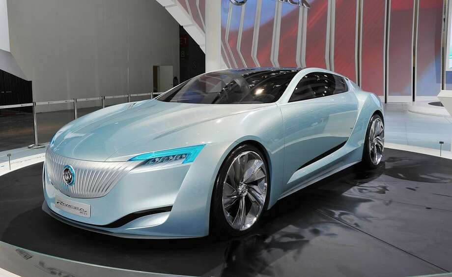 Buick Riviera concept Photo: Car & Driver