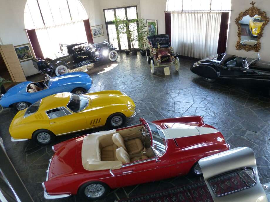 The front showroom of The Candy Store.