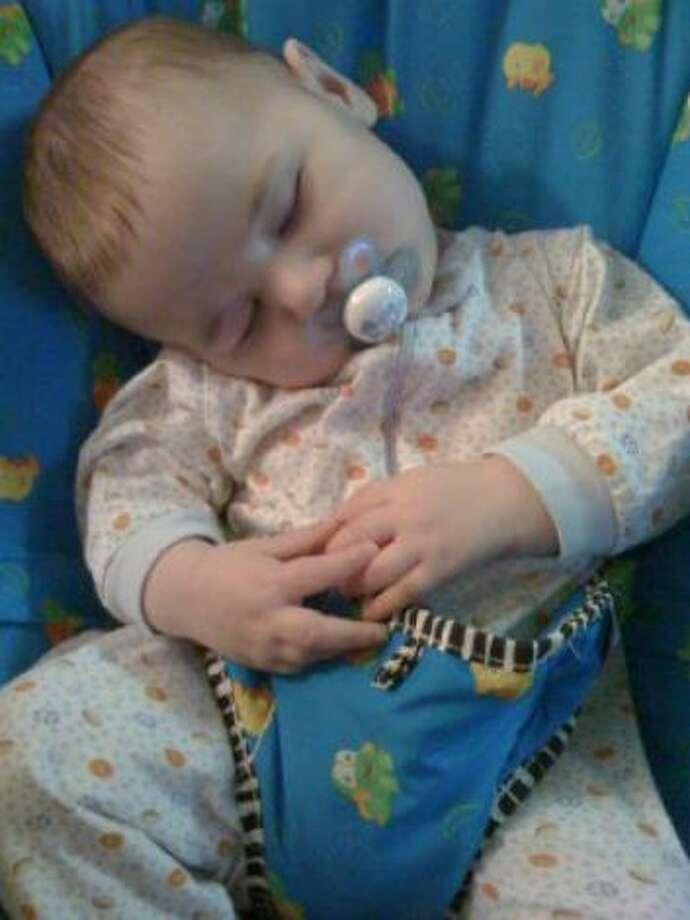 My son sleeping. Photo: AmyNickle78, Chron.com