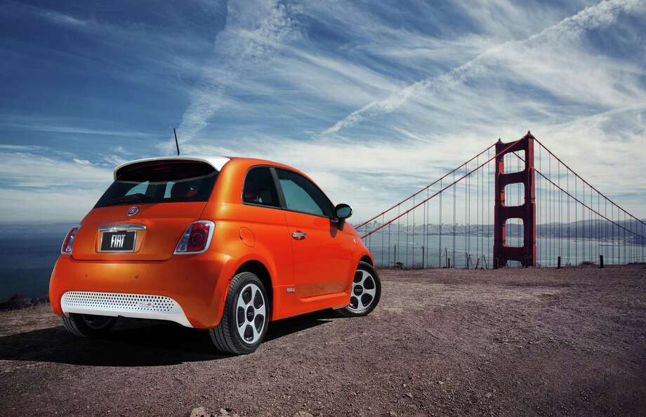 Car: 2013 Fiat 500eMPGe: 116Base price: $32,500 Photo: Handout