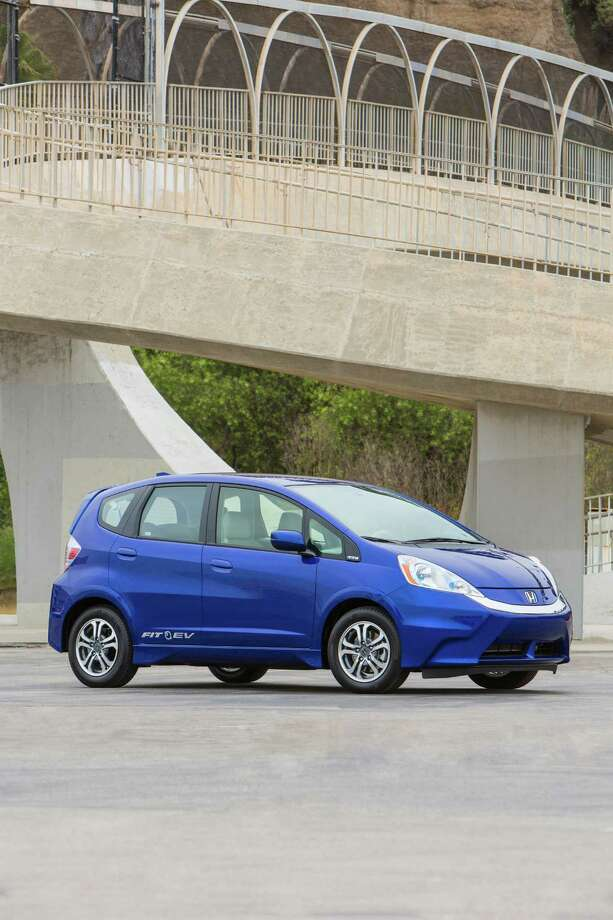 Car:2013 Honda Fit EVMPGe: 118Base price: $36,625 Photo: Handout