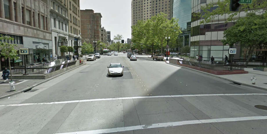 13th and Broadway, Oakland, CA Photo: Google Maps