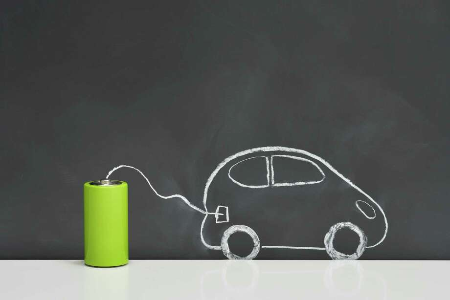 """The US Department of Energy ranks the most fuel efficient cars on the market in America. Not surprisingly, the top ten are all electric vehicles, which are measured by """"equivalent"""" miles per gallon.See what the most efficient EVs are in this slideshow. Photo: Yagi Studio, Getty Images / (c) Yagi Studio"""