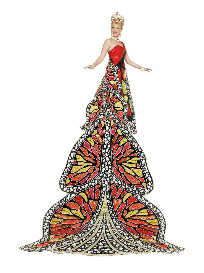 Mallory Lynn SparrDuchess of Fragile JourneysThe fanciful and dramatic monarch butterfly is the inspiration for this 