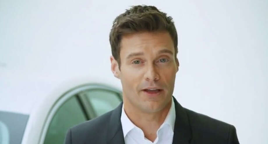 Ryan Seacrest recently became the face for Ford. Photo: YouTube