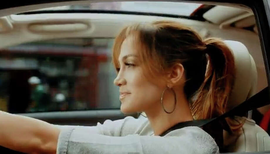 Jennifer Lopez recently became the face for Fiat. Photo: YouTube