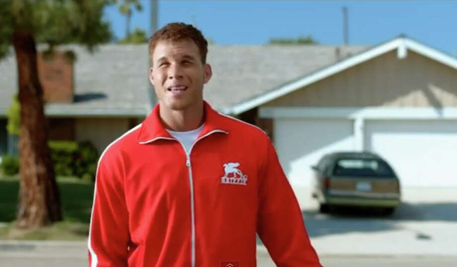 Blake Griffin has endorsed Kia. He even used a Kia as a prop during a NBA slam dunk contest. Photo: YouTube