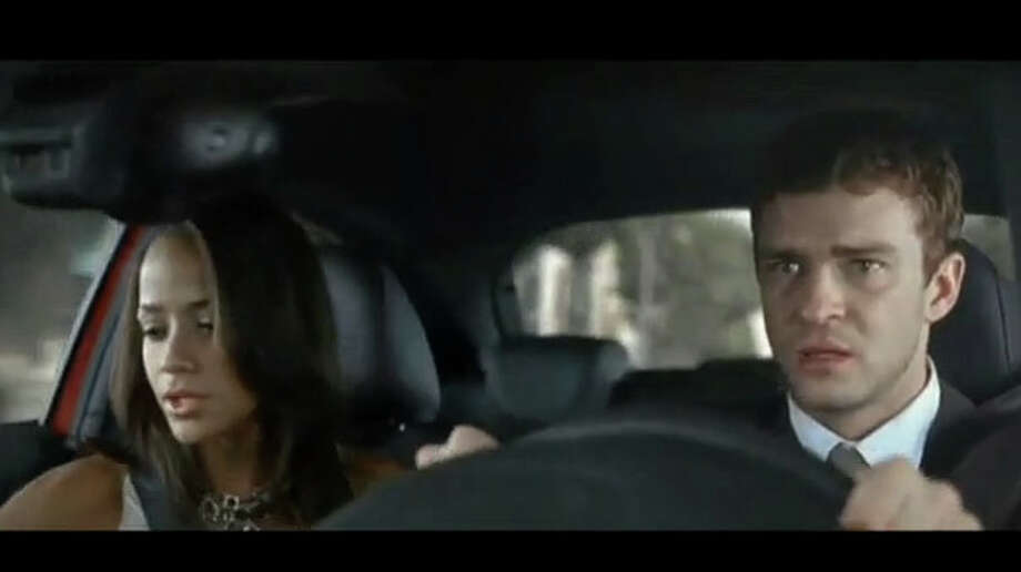Justin Timberlake starred in several ads for Audi. Photo: YouTube