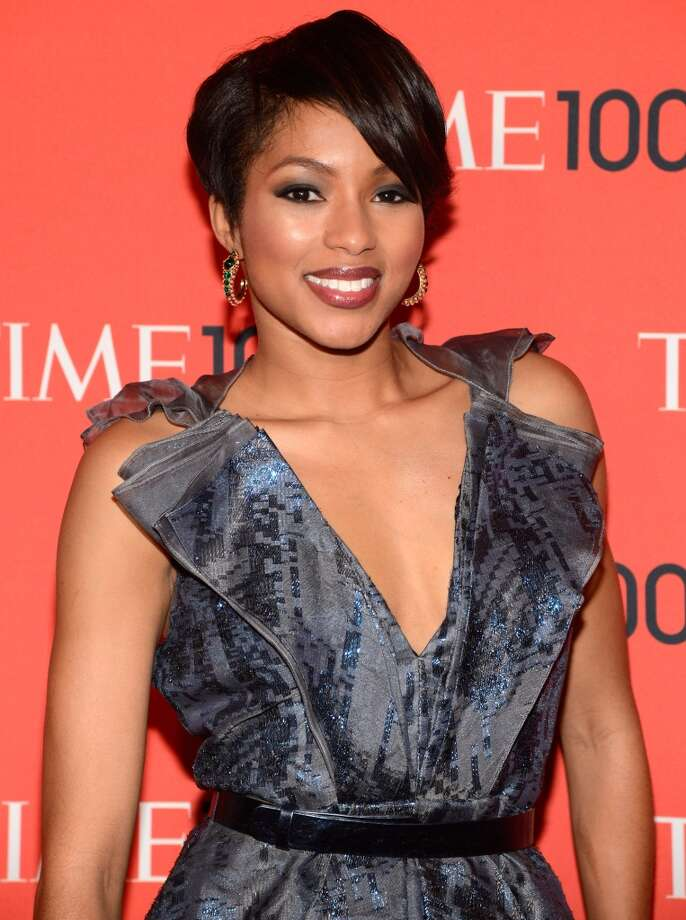 NEW YORK, NY - APRIL 23:  Alicia Quarles attends TIME 100 Gala, TIME\'S 100 Most Influential People In The World at Jazz at Lincoln Center on April 23, 2013 in New York City.  (Photo by Kevin Mazur/WireImage for TIME)