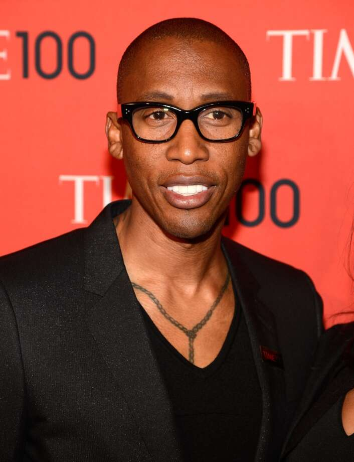 NEW YORK, NY - APRIL 23:  Raphael Saadiq attends TIME 100 Gala, TIME\'S 100 Most Influential People In The World at Jazz at Lincoln Center on April 23, 2013 in New York City.  (Photo by Kevin Mazur/WireImage for TIME)