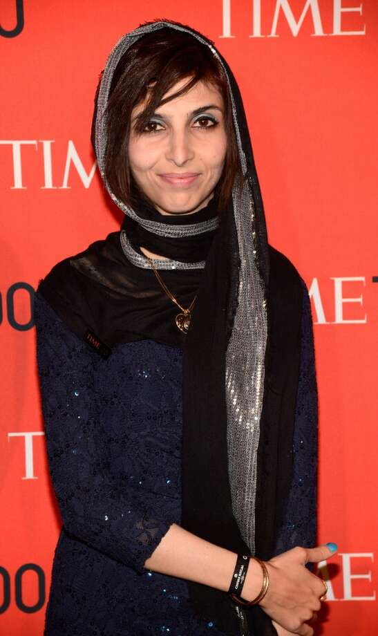 NEW YORK, NY - APRIL 23:  Roya Mahboob attends TIME 100 Gala, TIME\'S 100 Most Influential People In The World at Jazz at Lincoln Center on April 23, 2013 in New York City.  (Photo by Kevin Mazur/WireImage for TIME)