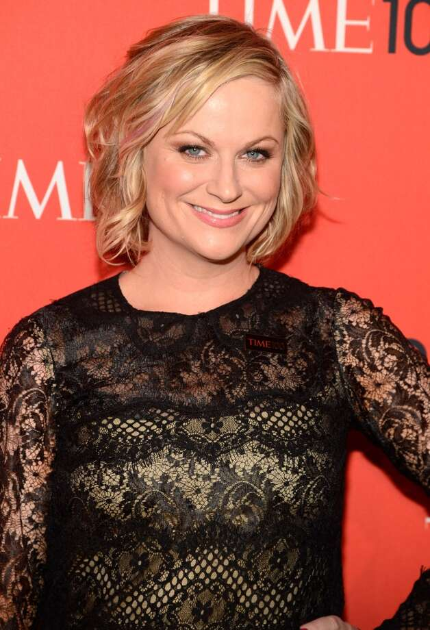 NEW YORK, NY - APRIL 23:  Amy Poehler attends TIME 100 Gala, TIME\'S 100 Most Influential People In The World at Jazz at Lincoln Center on April 23, 2013 in New York City.  (Photo by Kevin Mazur/WireImage for TIME)