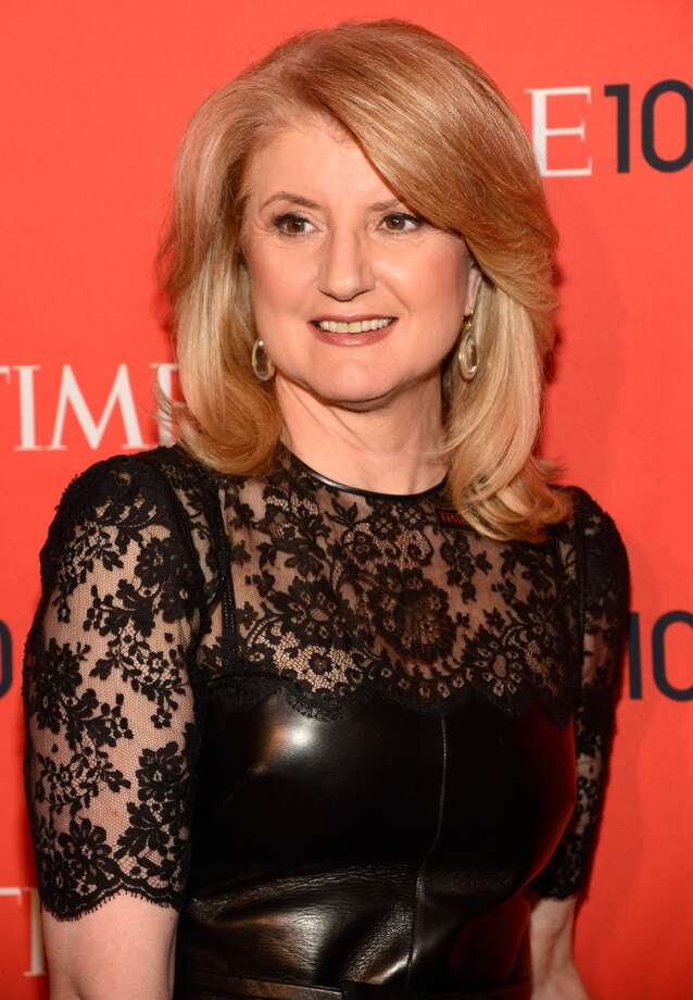 NEW YORK, NY - APRIL 23:  Arianna Huffington attends TIME 100 Gala, TIME\'S 100 Most Influential People In The World at Jazz at Lincoln Center on April 23, 2013 in New York City.  (Photo by Kevin Mazur/WireImage for TIME)