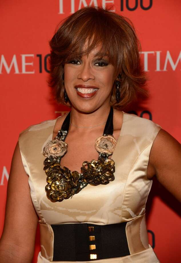 NEW YORK, NY - APRIL 23:  Gayle King attends TIME 100 Gala, TIME\'S 100 Most Influential People In The World at Jazz at Lincoln Center on April 23, 2013 in New York City.  (Photo by Kevin Mazur/WireImage for TIME)