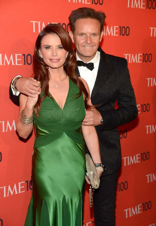 NEW YORK, NY - APRIL 23:  Roma Downey and Mark Burnett attend TIME 100 Gala, TIME\'S 100 Most Influential People In The World at Jazz at Lincoln Center on April 23, 2013 in New York City.  (Photo by Kevin Mazur/WireImage for TIME)