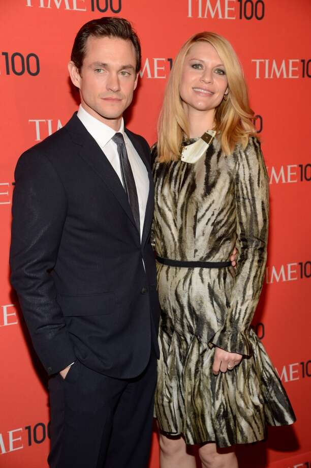 NEW YORK, NY - APRIL 23:  Hugh Dancy and Claire Danes attend TIME 100 Gala, TIME\'S 100 Most Influential People In The World at Jazz at Lincoln Center on April 23, 2013 in New York City.  (Photo by Kevin Mazur/WireImage for TIME)