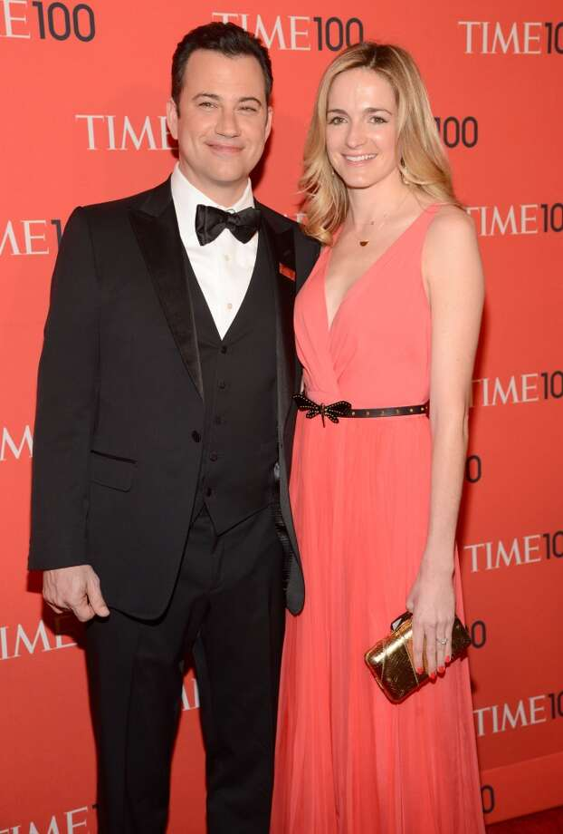 NEW YORK, NY - APRIL 23:  Jimmy Kimmel attends TIME 100 Gala, TIME\'S 100 Most Influential People In The World at Jazz at Lincoln Center on April 23, 2013 in New York City.  (Photo by Kevin Mazur/WireImage for TIME)