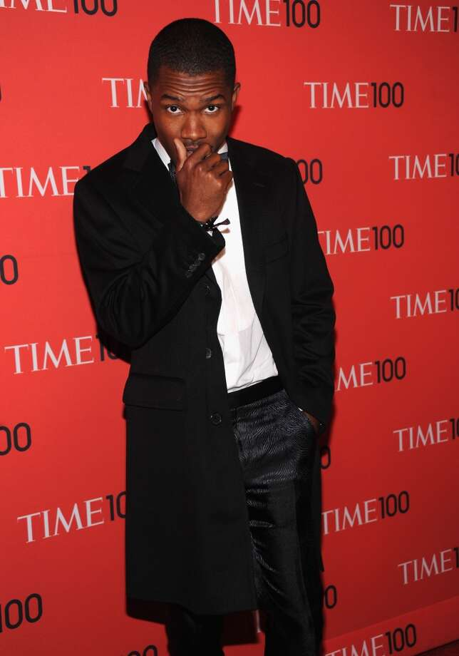 NEW YORK, NY - APRIL 23:  Singer-songwriter Frank Ocean attends the 2013 Time 100 Gala at Frederick P. Rose Hall, Jazz at Lincoln Center on April 23, 2013 in New York City.  (Photo by Jamie McCarthy/Getty Images)