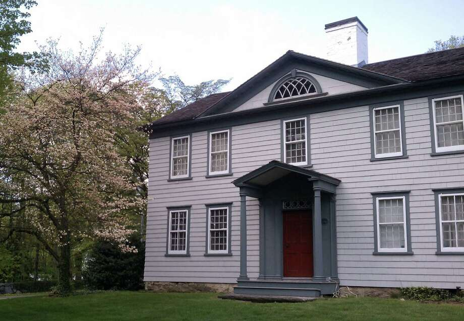 "The Hanford-Silliman House in New Canaan will receive further restoration through funds raised at the Wednesday, May 1, screening of the new Civil War film ""Copperhead."" The house belonged to a New Canaan private who served in the war. Photo: Contributed"