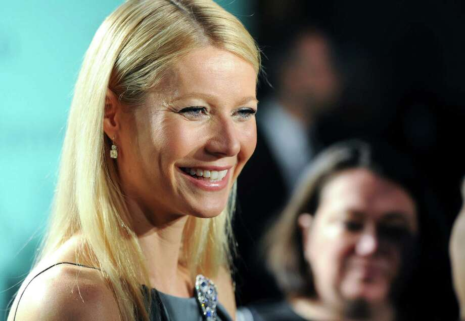 Actress Gwyneth Paltrow has been named the World's Most Beautiful Woman for 2013 by People magazine. Photo: Associated Press