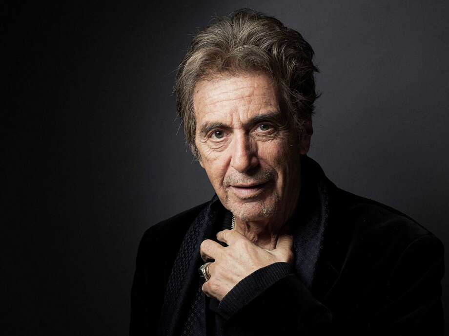 "FILE - In this Dec. 7, 2012 file photo, Al Pacino poses for a portrait, in New York. Pacino stars as record producer and convicted killer  Phil Spector in the HBO film, ""Phil Spector,"" premiering Sunday, March 24 at 9 p.m. (Photo by Victoria Will/Invision/AP, File) Photo: Victoria Will / Invision"