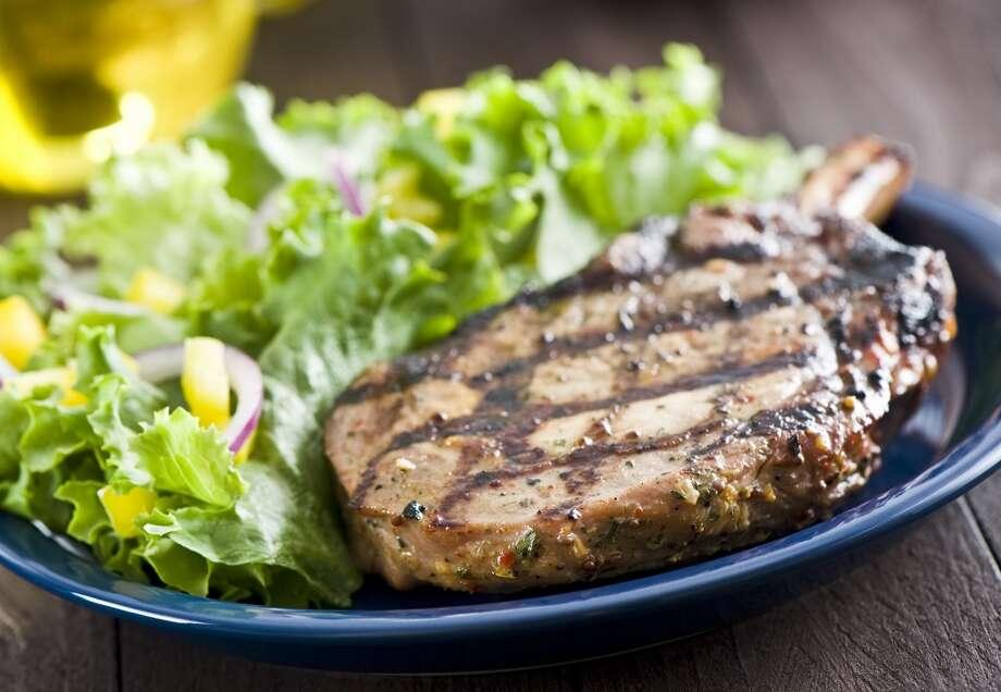 MEDIUM RISK: Pork (not ham or sausage)