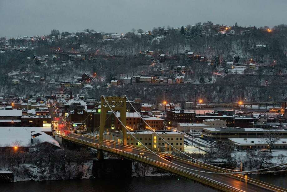 46. Pittsburgh – 12 hours wasted in congestion. Photo: Sarah L. Voisin, Getty Images / Sarah L. Voisin