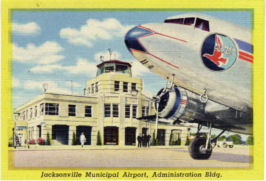 45. Jacksonville, Fla. – 11.7 hours wasted in congestion. Photo: Curt Teich Postcard Archives, Getty Images / CTPA