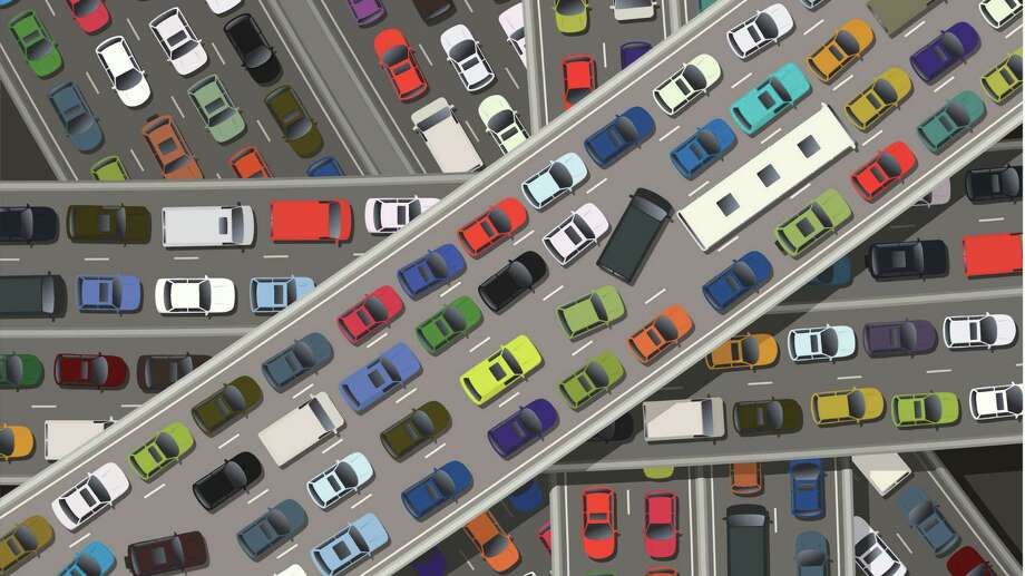 A study released earlier this year by data firm INRIX showed ranks the worst  cities for traffic in America. See if your city made the list. Photo: Timoph, Getty Images / Vetta