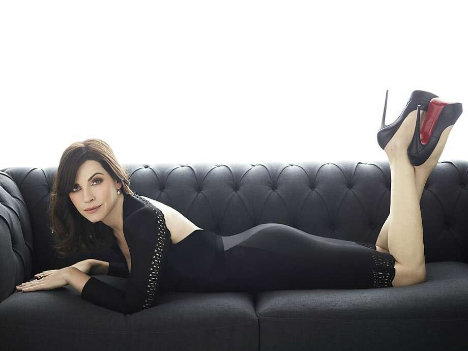 "Julianna Margulies in ""The Good Wife"" Photo: Justin Stephens, CBS"