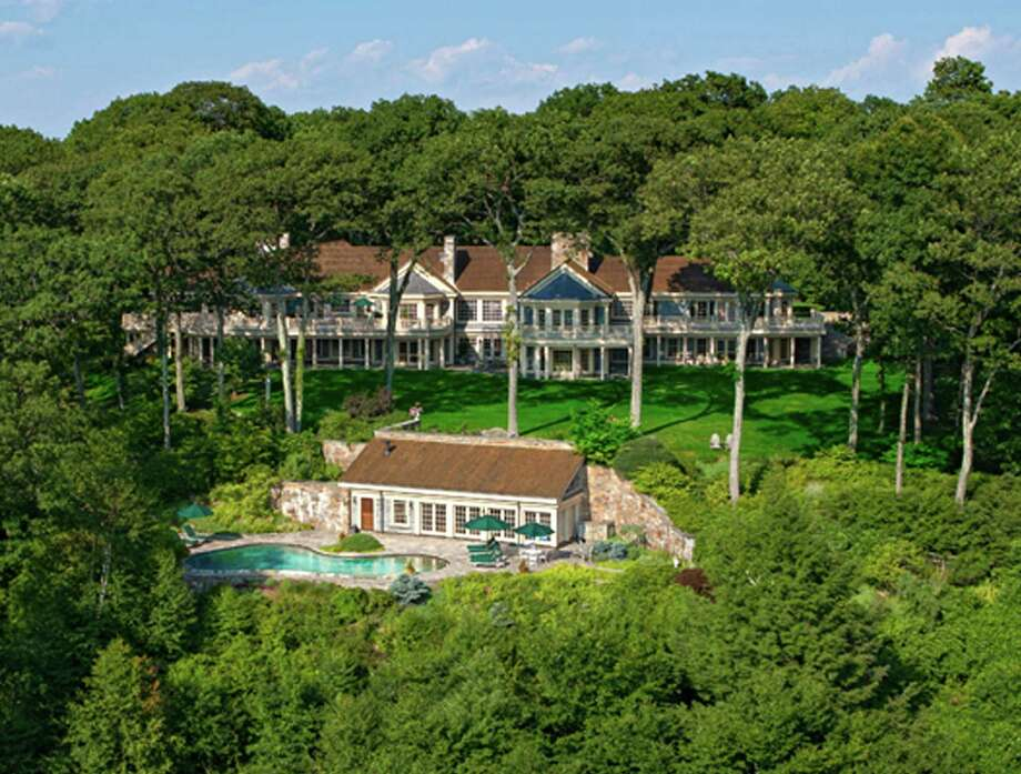 This property in Kent is on the market for $12.5 million.  Courtesy of Klemm Real Estate Photo: Contributed Photo