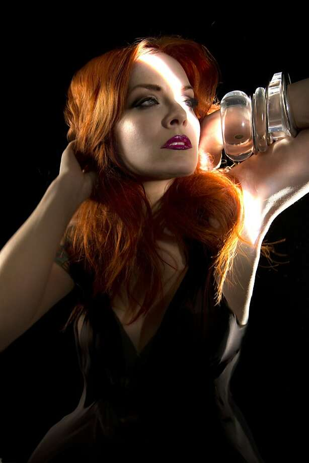 Ana Matronic will bring her solo show to S.F. Sunday. Photo: Seth Kirby