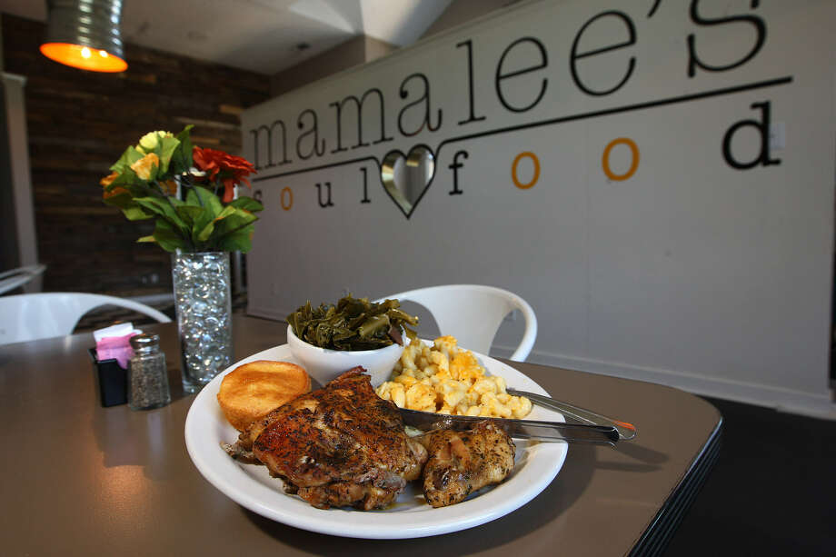 "Mama Lee's Soul Food was remade on ""Restaurant Impossible."" Photo: Express-News File Photo"