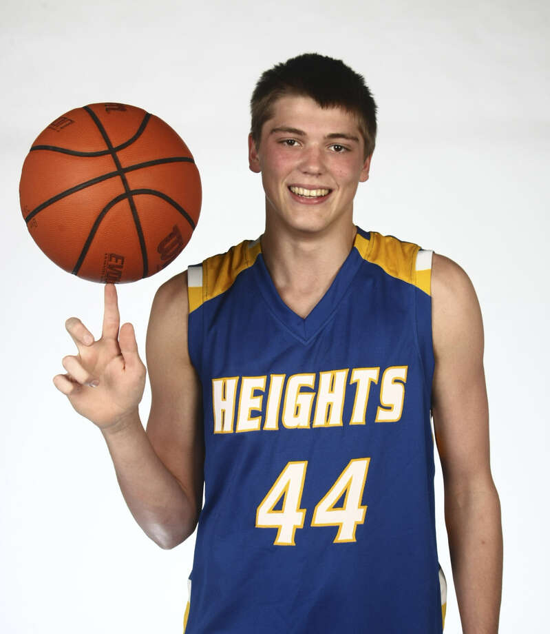 FILE PHOTO: Ben Lammers of Alamo Heights.